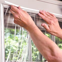 plastic-window-insulation