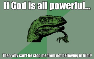 God all-powerful? 2.14