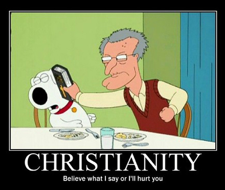 Image result for believe what i say or i'll hurt you family guy