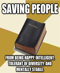 Bible diversity intelligent happy tolerant
