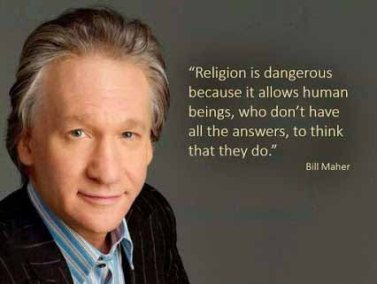 Bill Maher atheism