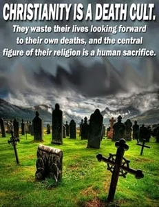 Christianity death cult