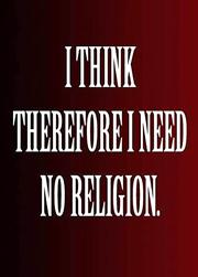 thinking, religion