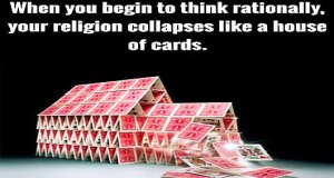 Religion is irrational