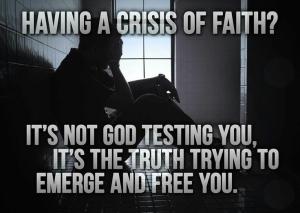 crisis of faith atheism