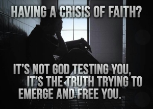 crisis of faith atheism